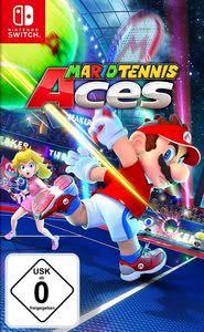 Verpackung von Mario Tennis Aces [Switch]