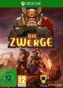 Verpackung von Die Zwerge [Xbox One]