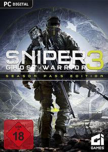 Verpackung von Sniper Ghost Warrior 3 Season Pass Edition [PC]