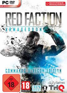 Verpackung von Red Faction Armageddon [PC]