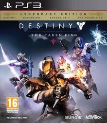 Verpackung von Destiny: König der Besessenen Legendäre Edition - PEGI AT [PS3]
