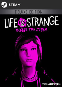Packaging of Life is Strange: Before the Storm - Deluxe Edition [PC]