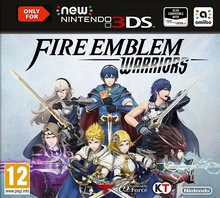 Packaging of Fire Emblem Warriors [3DS]