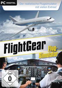 Verpackung von FlightGear – Flug-Simulator Deutschland [PC]