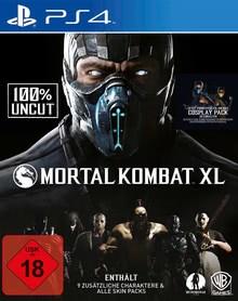 Verpackung von Mortal Kombat XL (100% Uncut) [PS4]
