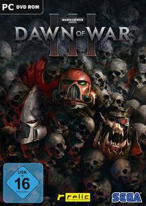 Verpackung von Dawn of War 3 [PC]