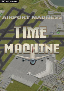 Packaging of Airport Madness: Time Machine [PC / Mac]