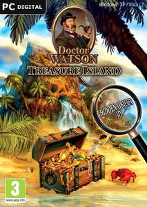 Packaging of Doctor Watson - Treasure Island [PC]