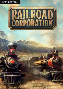 Verpackung von Railroad Corporation (Early Access) [PC]