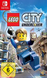 Verpackung von LEGO City Undercover [Switch]