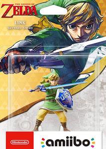 Verpackung von amiibo - Link  Skyward Sword [3DS / Switch]