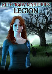 Packaging of Red Crow Mysteries: Legion [PC / Mac]