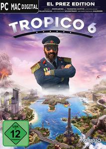 Verpackung von Tropico 6 El Prez Edition [PC / Mac]