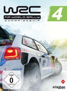 Verpackung von WRC 4 [PC]
