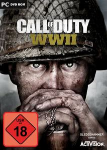 Verpackung von Call of Duty WW2 [PC]