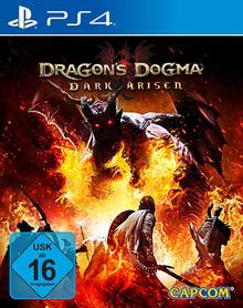 Verpackung von Dragon's Dogma: Dark Arisen [PS4]
