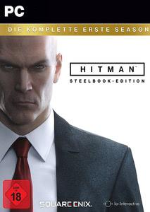 Verpackung von Hitman: Die Komplette erste Season (Day One Edition) [PC]