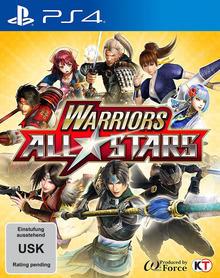 Verpackung von Warriors All Stars [PS4]