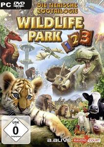 Verpackung von Wildlife Park - Die tierische Zootrilogie [PC]