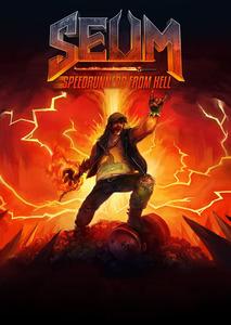 Verpackung von SEUM: Speedrunners from Hell [PC / Mac]