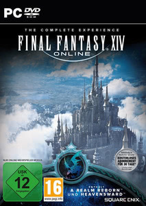 Verpackung von FINAL FANTASY XIV Complete Edition [PC]