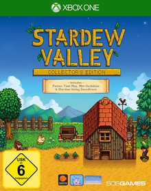 Verpackung von Stardew Valley Collector's Edition [Xbox One]