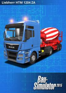 Verpackung von Bau-Simulator 2015  - DLC 7 - LIEBHERR HTM 1204 ZA [Mac]