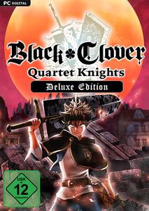 Verpackung von Black Clover: Quartet Knights Deluxe Edition [PC]