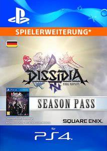 Verpackung von Dissidia Final Fantasy NT SEA - deutsches PSN-Konto [PS4]