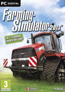 Packaging of Farming Simulator 2013 [PC]