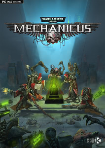 Packaging of Warhammer 40.000: Mechanicus [PC / Mac]