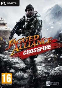 Packaging of Jagged Alliance - Crossfire [PC]