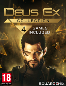 Packaging of Deus Ex Collection [PC]