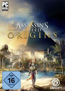 Verpackung von Assassin's Creed Origins [PC]