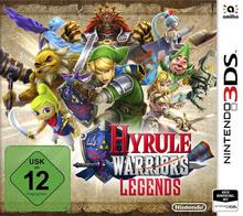Verpackung von Hyrule Warriors: Legends [3DS]