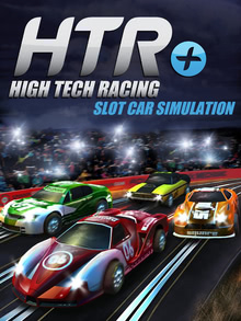 Packaging of HTR+ Slot Car Simulation [Mac]