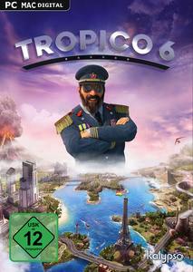 Verpackung von Tropico 6 [PC / Mac]