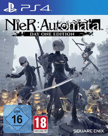 Verpackung von NieR: Automata Day One Edition [PS4]