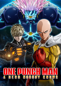 Verpackung von One Punch Man: A Hero Nobody Knows [PC]