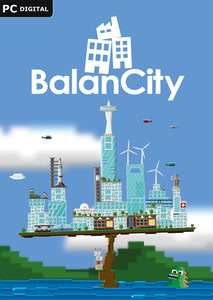Packaging of Balancity [PC / Mac]