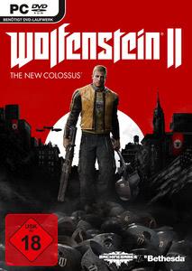 Verpackung von Wolfenstein II: The New Colossus [PC]
