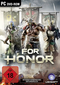 Verpackung von For Honor [PC]