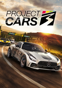 Verpackung von Project Cars 3 [PC]