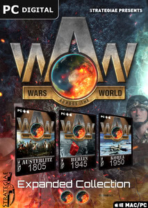 Packaging of Wars Across The World Extended [PC / Mac]