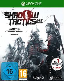 Verpackung von Shadow Tactics: Blades of the Shogun [Xbox One]
