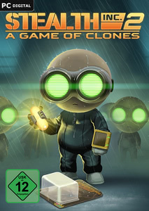 Verpackung von Stealth Inc 2: A Game of Clones [PC / Mac]