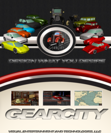 Packaging of GearCity - EARLY ACCESS [PC]