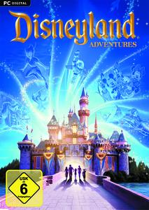 Verpackung von Disneyland Adventures [PC]