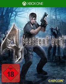 Verpackung von Resident Evil 4 [Xbox One]