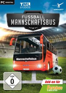 Verpackung von Der Fernbus Simulator Add-on - Fußball Mannschaftsbus [PC]